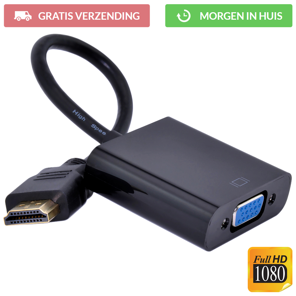 hdmi to vga adapter kabel hdmi. Black Bedroom Furniture Sets. Home Design Ideas